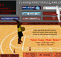 Флэш баскетбол