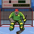 Хоккей вратарь буллиты