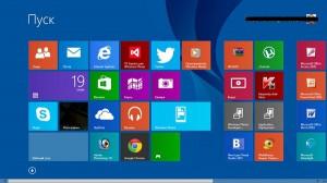 обновленная версия до Windows 8.1