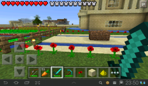 Minecraft PE 0105 build 1