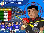 Оффсайд футбол